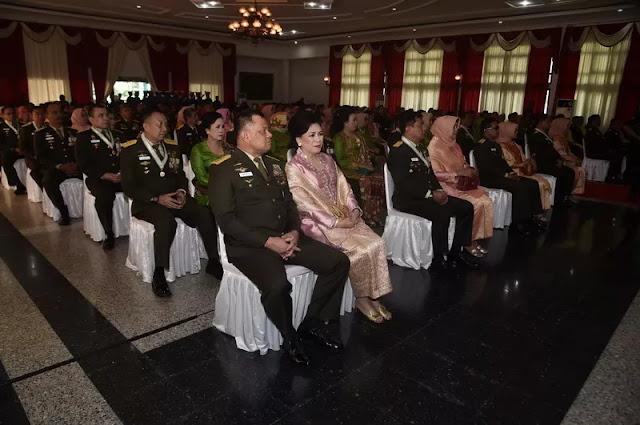 Gatot Nurmantyo Singgung Sosok SBY saat Wisuda Purnawira