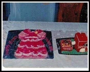 Ajantha Cakes/Frock cake