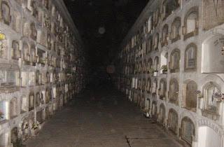 El panteón La Lima