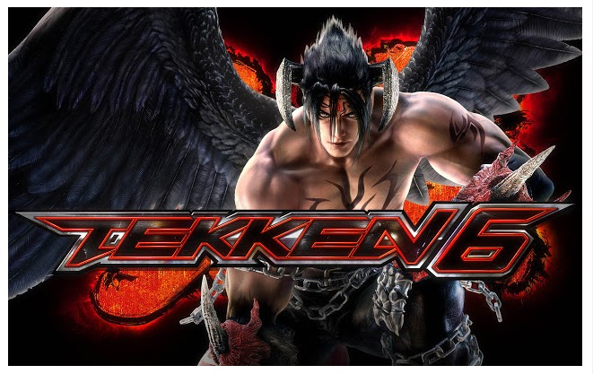 download tekken 6 iso psp