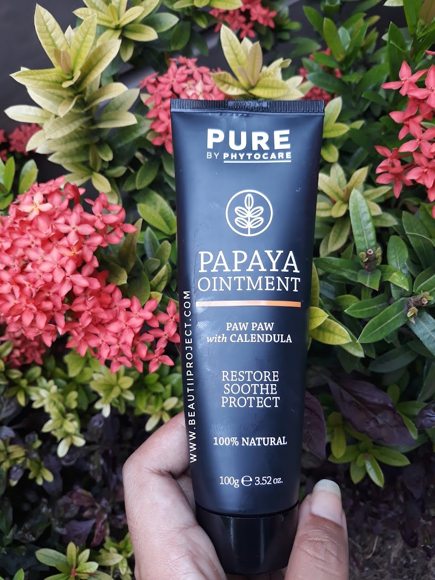 SP. REVIEW | PURE PAPAYA OINMENT UNTUK KULIT KERING DAN SENSITIF