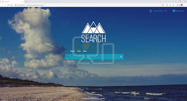 Search.cosappzsearch.online (Hijacker)