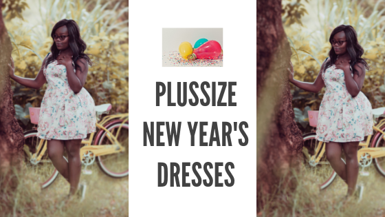 Plussize New Years Dresses