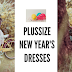 Bring In The New Year With These  Plussize Dresses