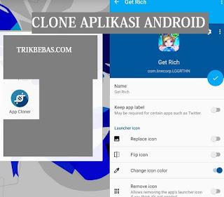 Cara Menggandakan Aplikasi Android Tanpa Root