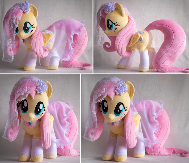 https://www.deviantart.com/buttercupbabyppg/art/18in-Fluttershy-Plushie-with-Bridal-Nighty-770950281