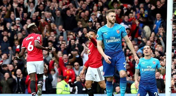 Manchester United Bertemu Arsenal di Fiala FA