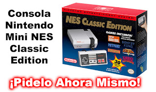 Super Electronica Shop Consola Nintendo Mini Nes Classic Edition 30