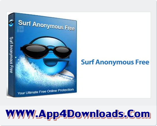Surf Anonymous Free 2.5.6.2 Download For Windows