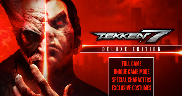 TEKKEN 7 Deluxe Edition Multi11 Season Pass DLCs Bonus Free Download