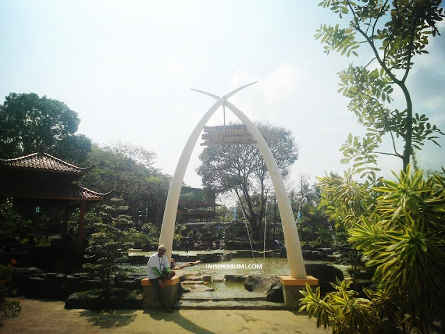 Pemandian Air Panas Santa Sukabumi