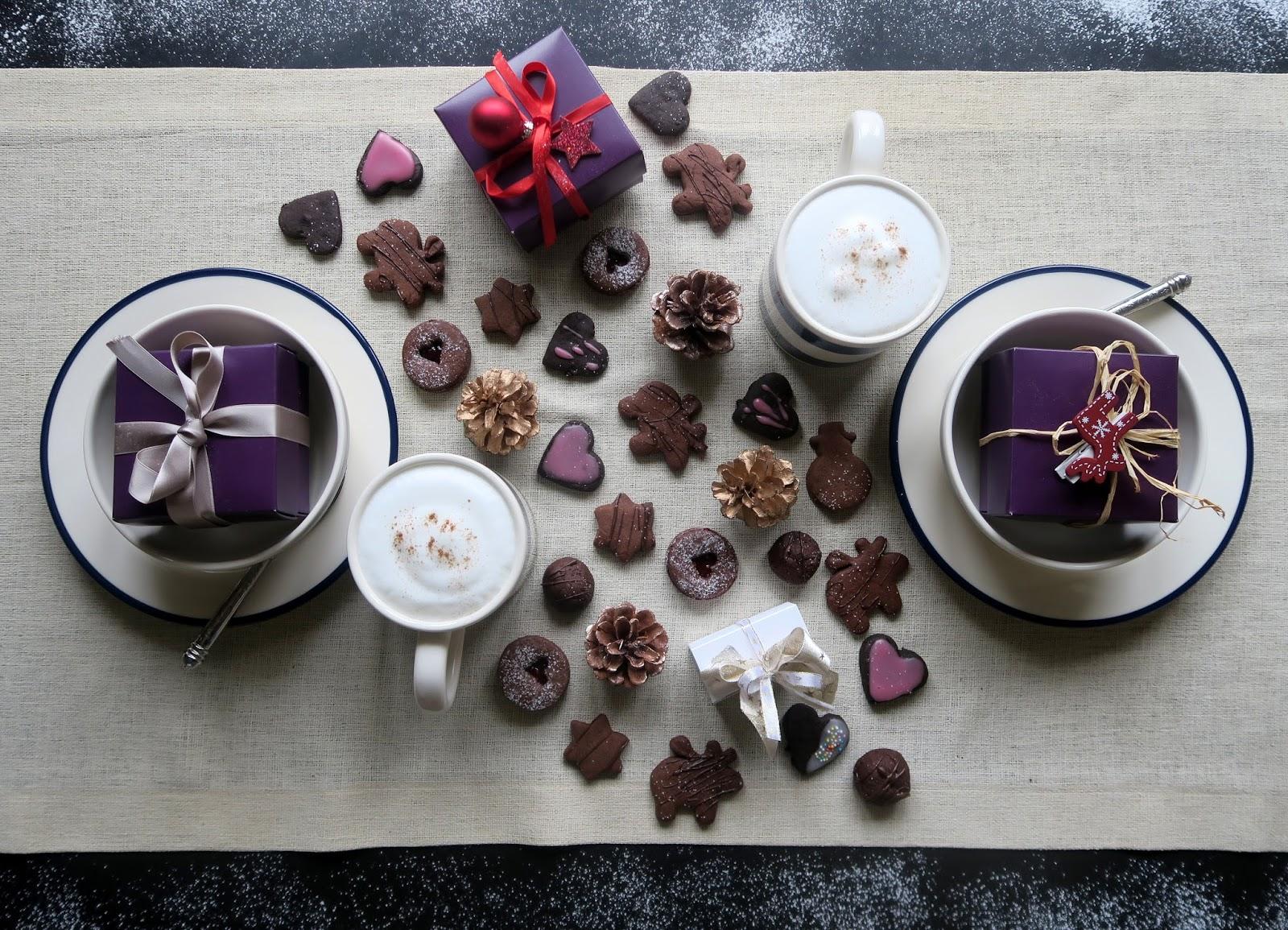 Weihnachten und Foodstyling