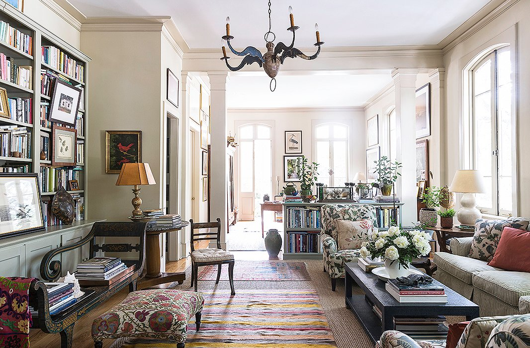 Decor Inspiration: Julia Reed's House In New Orleans
