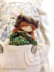 VERITY HOPE POCKET DOLL