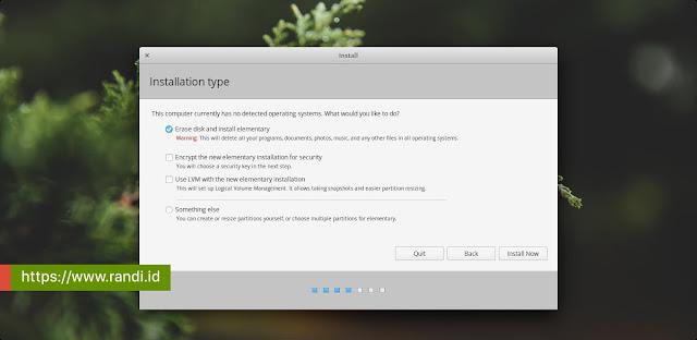 Cara Install elementary OS Loki (Panduan Lengkap)