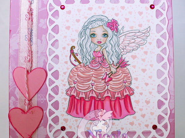 Cupid in Pink