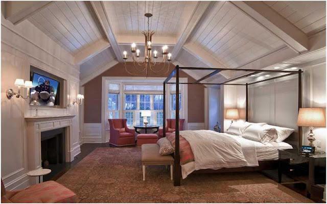 12 verschiedene ideen f r die beleuchtung ihrer schlafzimmer de haus. Black Bedroom Furniture Sets. Home Design Ideas