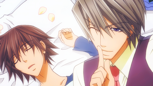 Lo nuevo de la 3 temporada de Junjou Romantica   Planeta Yaoi