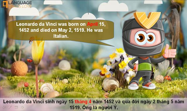 [SCIENTIST 9] Leonardo da Vinci Facts |  Funny Scientist Facts For Kids