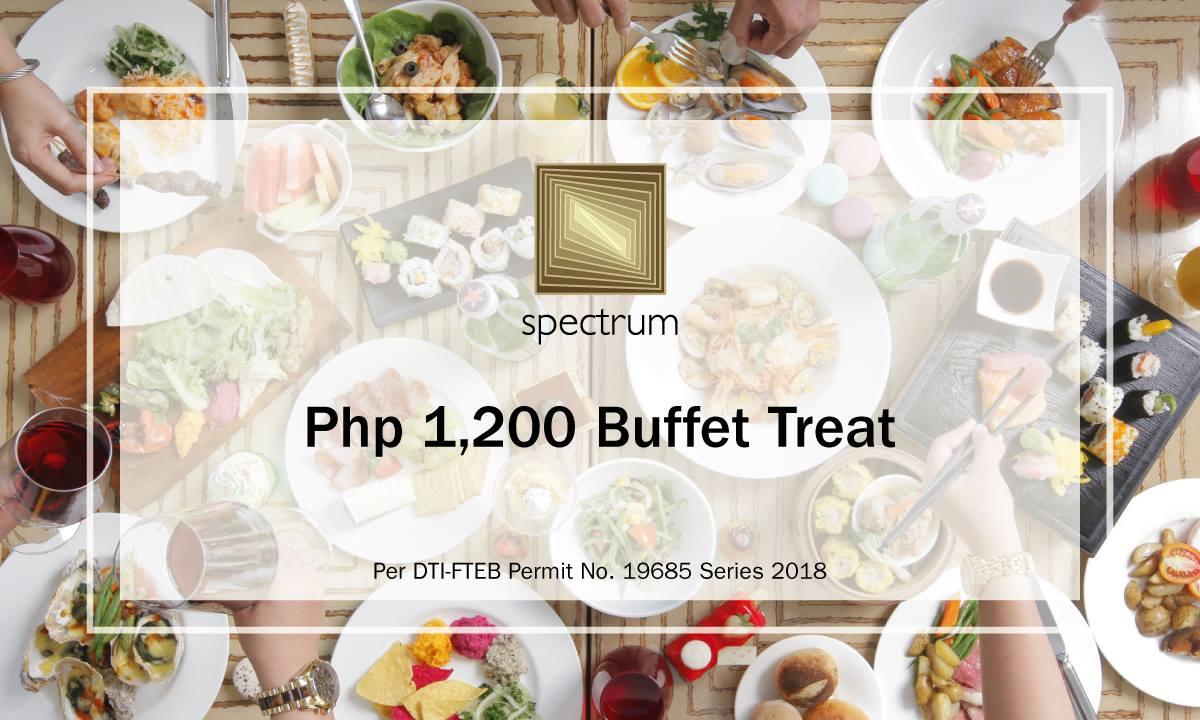 Fantastic Manila Shopper Spectrum Buffet Voucher Sale Nov 2018 Download Free Architecture Designs Itiscsunscenecom