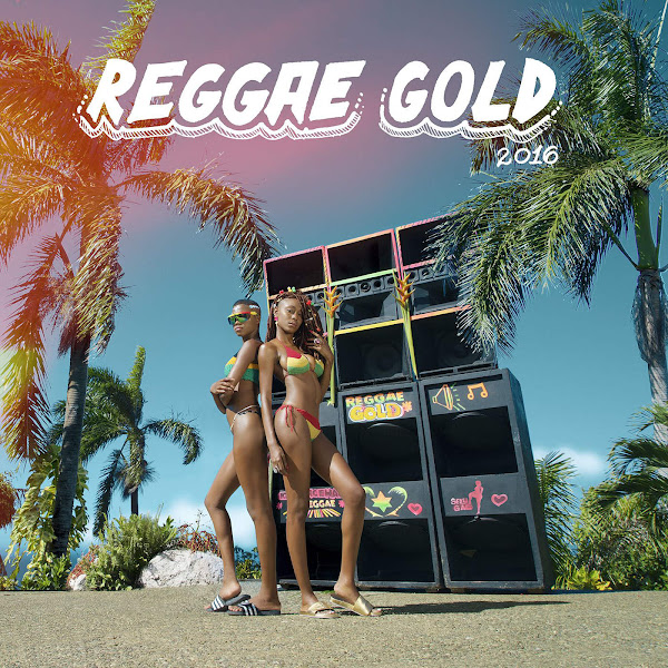 Various Artists - Reggae Gold 2016 Cover