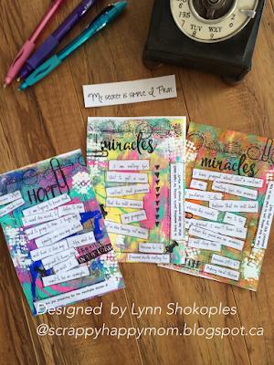 Genesis Bible Art Cards by Lynn Shokoples