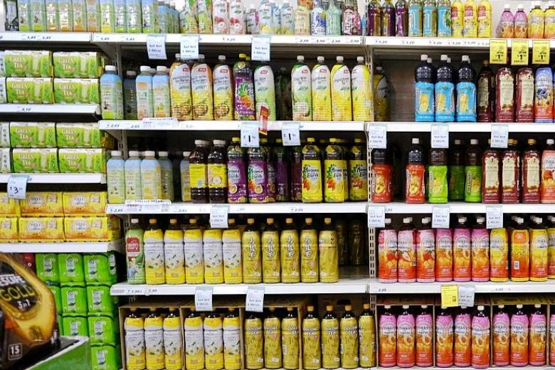 Introducing a tax on sweet pre-packed drinks was one of the less popular options.