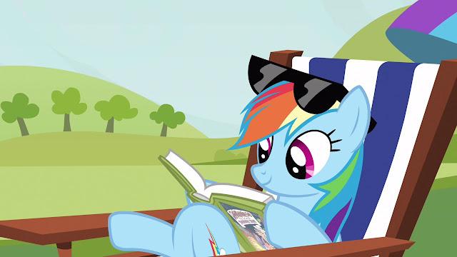 Lazy Sunday Reading