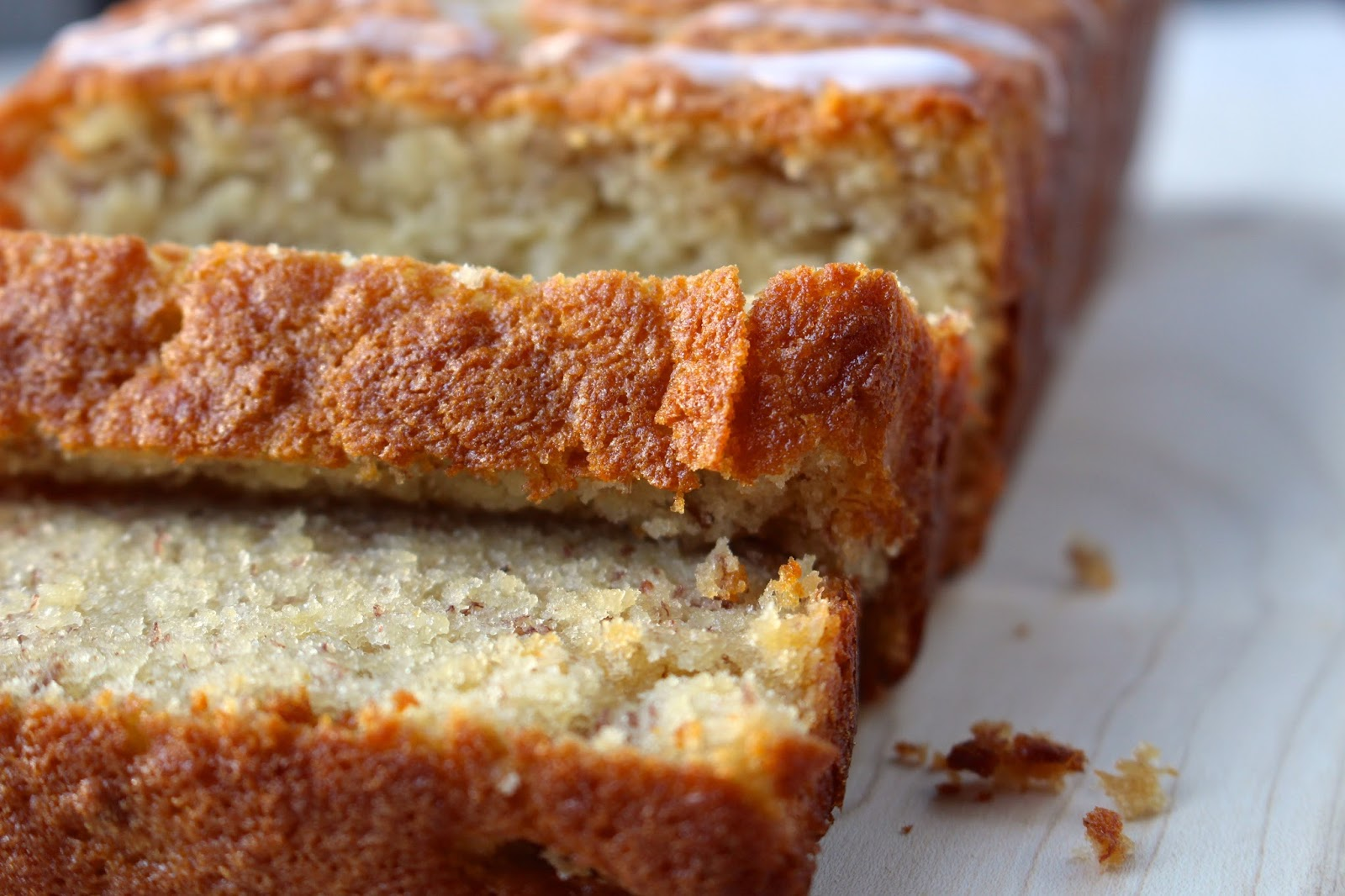 Banana loaf a glass of ice bbc good food brilliant banana loaf forumfinder
