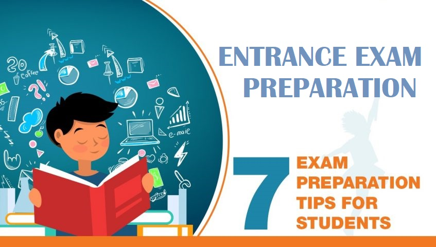 ENTRANCE EXAM PREPARATION