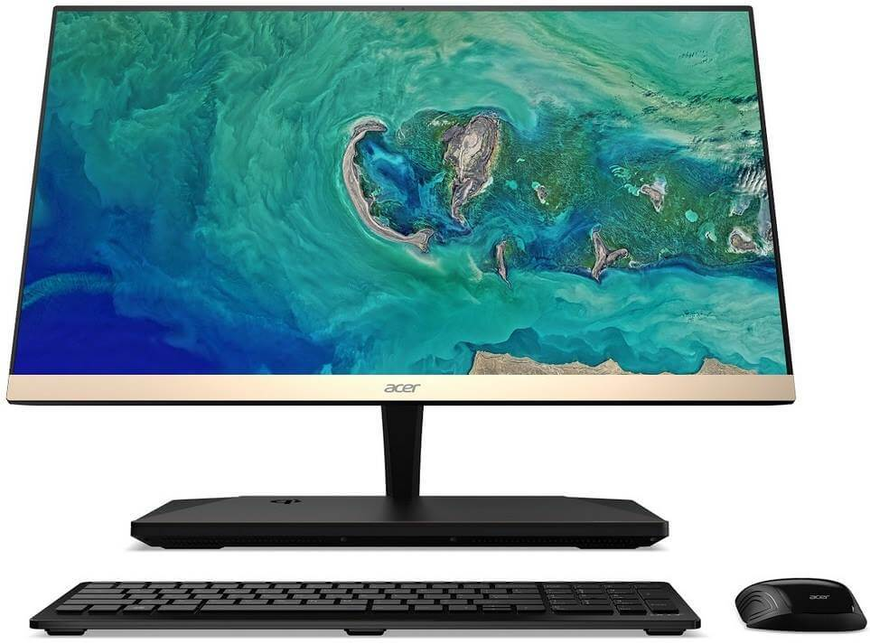 Acer Reveals New Aspire S24 Ultra-thin All-in-One Desktop PC