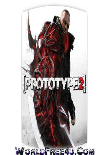 Cover Of Prototype 2 Full Latest Version PC Game Free Download Mediafire Links At worldfree4u.com