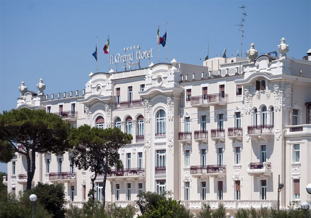 Il Grand Hotel Di Rimini