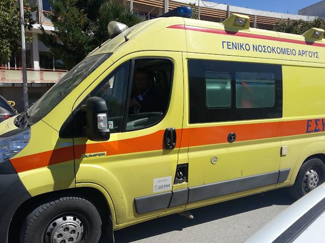 Τραγικός θάνατος 58χρονου οδηγού φορτηγού από την Κόρινθο