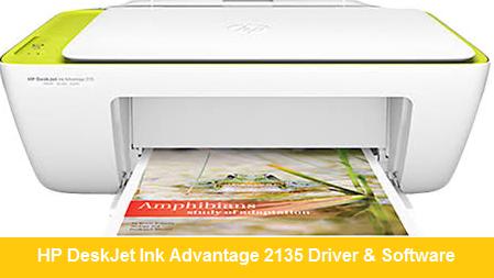 Hp Deskjet Ink Advantage 2135 Driver Software Download Free Printer Drivers All Printer Drivers