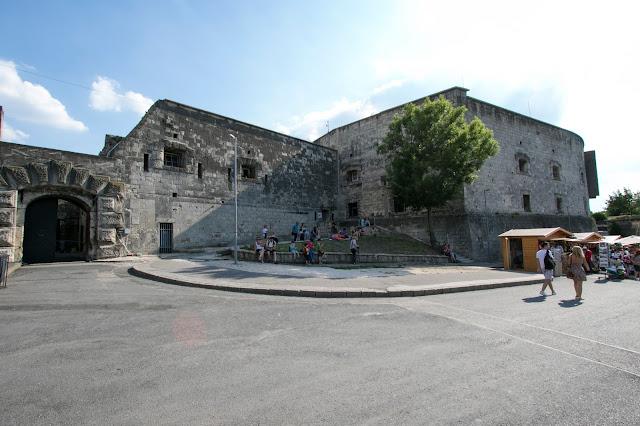 Cittadella-Collina Gellert-Budapest