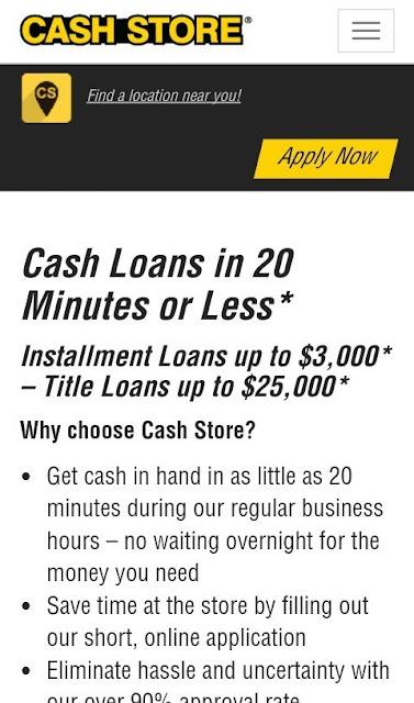 Cash Advance 2
