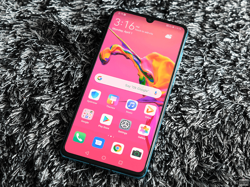 Huawei P30 Unboxing and First Impressions