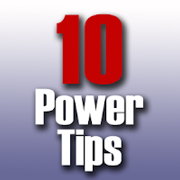 10 power tips to get a job, job tips, improving your job search,