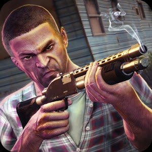 تحميل لعبة  Grand Gangsters 3D v1.4 مهكرة للاندرويد