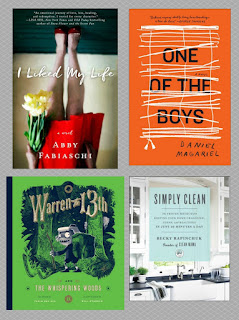 Books I'm Excited about in March