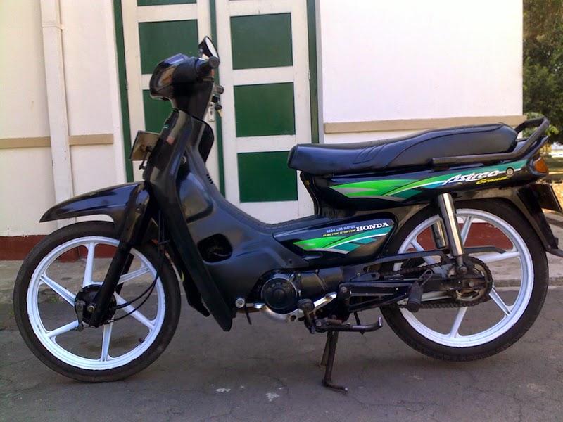 Kumpulan Foto Hasil Modifikasi Motor Honda Astrea Grand