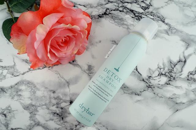 drybar detox dry shampoo review