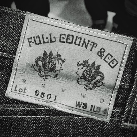 "FULLCOUNT LOT.0501 ""WILD COTTON K&F MODEL"" vol.04 〰Detail & Changed part〰"