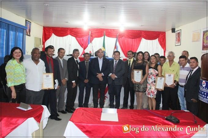 Dr. Carlos Alberto é agraciado com Título de cidadão São sambeneditense