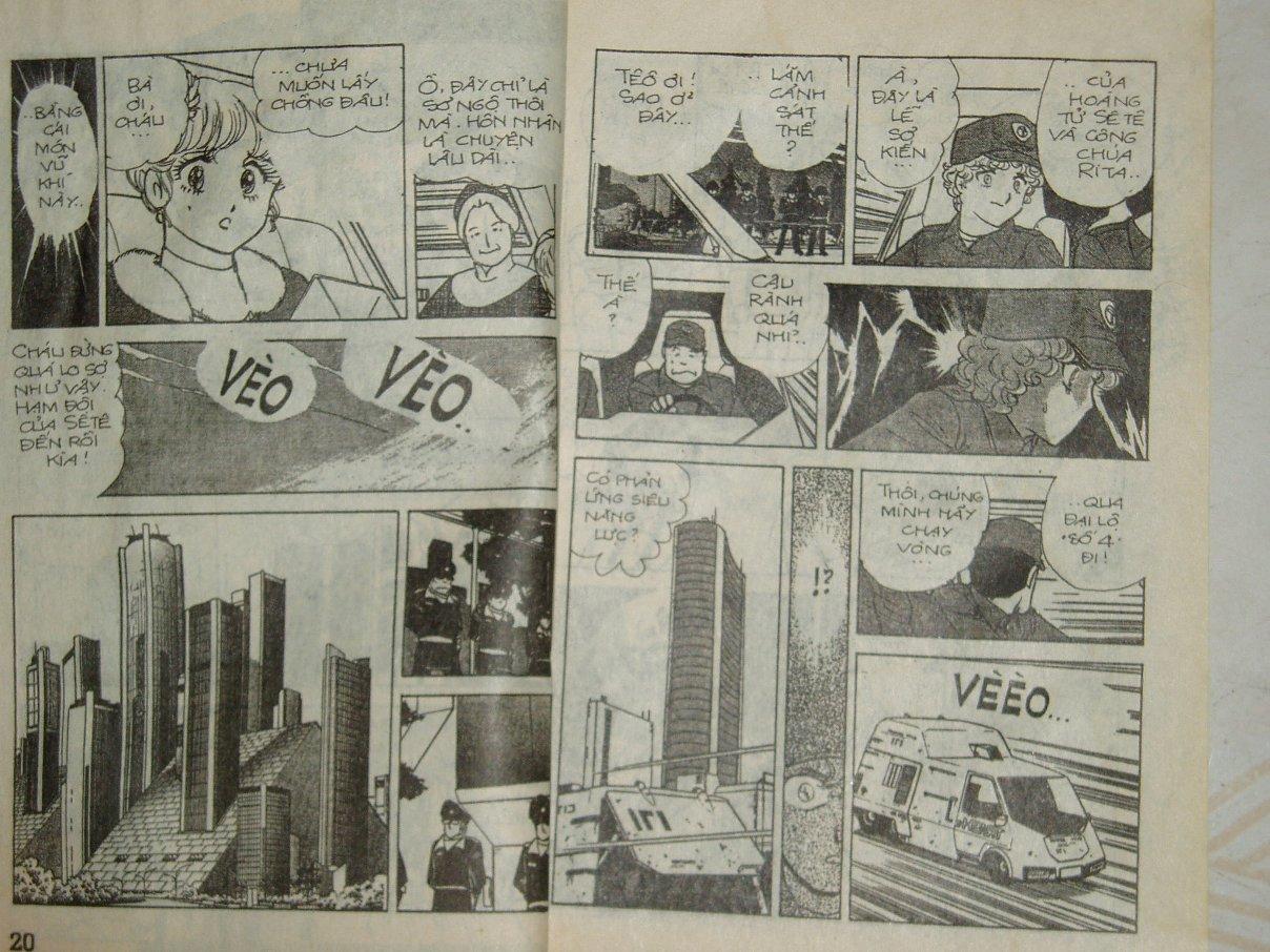 Siêu nhân Locke vol 12 trang 9