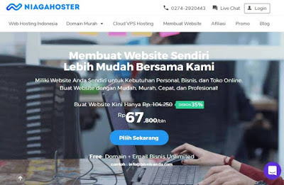 Niagahoster Hosting Indonesia