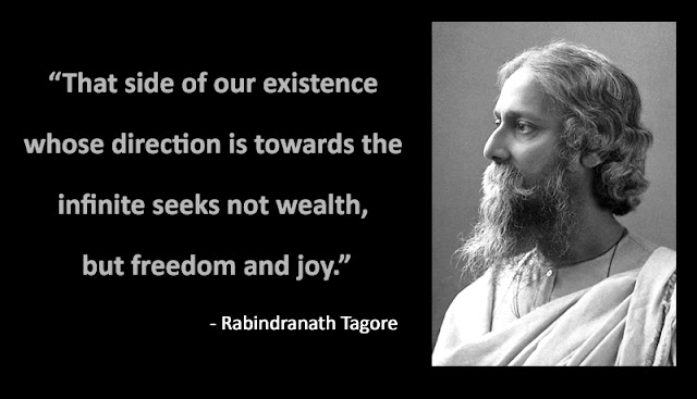 Rabindranath tagore of direction