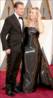 Best Actor : Leonardo DiCaprio for Oscar