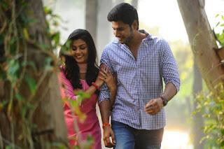 Sudeep Kishan New Stills in Run Movie
